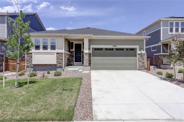 9789 E Kansas Avenue, Aurora, CO 80247 (#3174141) :: West + Main Homes