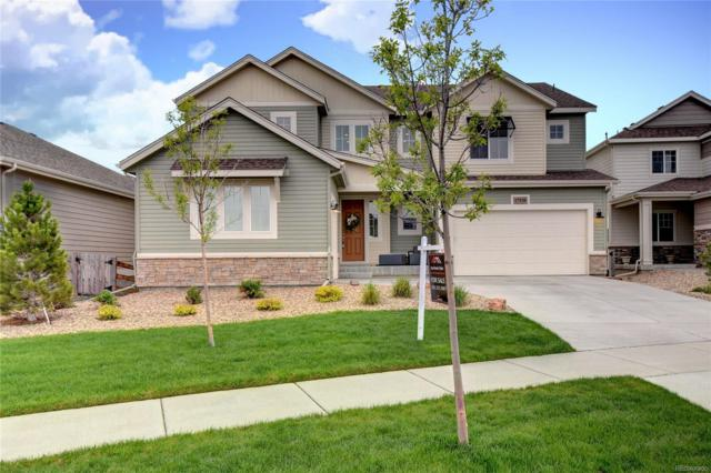 17938 W 86th Avenue, Arvada, CO 80007 (#3175630) :: The Heyl Group at Keller Williams