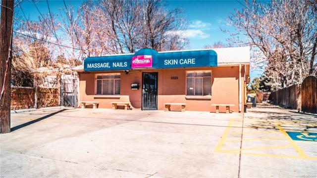 2025 W Evans Avenue, Denver, CO 80223 (#3180514) :: Wisdom Real Estate