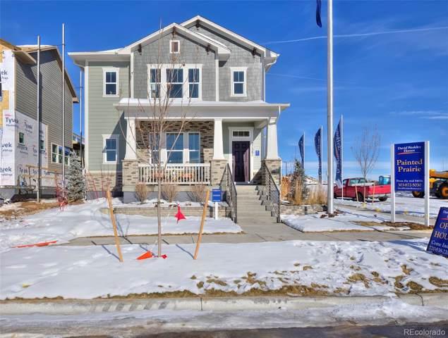 6017 N Orleans Street, Aurora, CO 80019 (#3180651) :: The Griffith Home Team