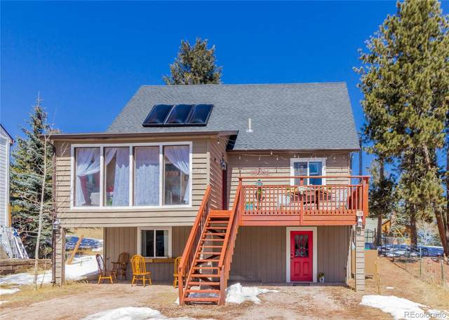 918 W Lorraine Avenue, Woodland Park, CO 80863 (#3181168) :: Finch & Gable Real Estate Co.