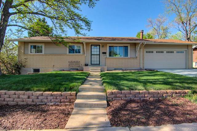 7933 E Hampden Circle, Denver, CO 80237 (#3185246) :: The Healey Group