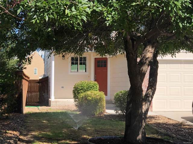 10949 E 96th Place, Commerce City, CO 80022 (#3185812) :: HomePopper
