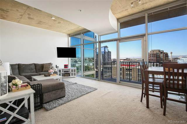 1700 Bassett Street #1010, Denver, CO 80202 (#3199362) :: The Artisan Group at Keller Williams Premier Realty
