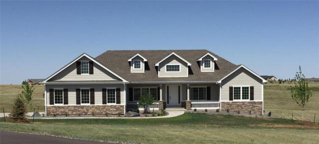 5540 Melanie Circle, Elizabeth, CO 80107 (#3199397) :: Colorado Home Realty