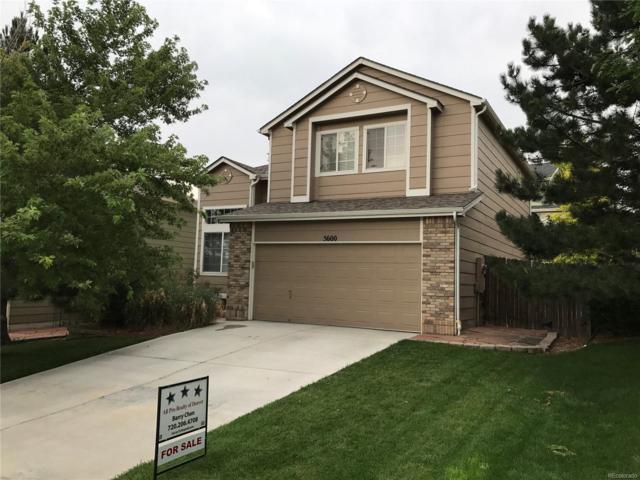5600 S Versailles Street, Aurora, CO 80015 (MLS #3201208) :: 8z Real Estate