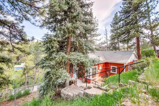 4892 S Cedar Road, Evergreen, CO 80439 (#3201764) :: Structure CO Group