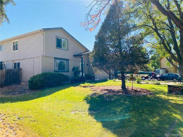 1543 S Fairplay Way, Aurora, CO 80012 (#3204462) :: Kimberly Austin Properties