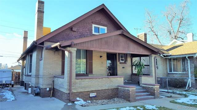 3345 N Gaylord Street, Denver, CO 80205 (MLS #3205967) :: Bliss Realty Group