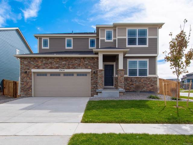 17414 E Iron Ore Avenue, Parker, CO 80134 (#3213259) :: The HomeSmiths Team - Keller Williams