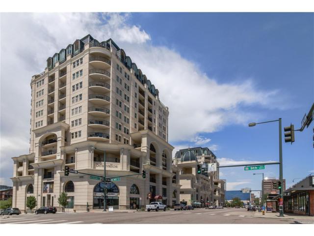 925 N Lincoln Street 8A-S, Denver, CO 80203 (MLS #3213371) :: 8z Real Estate