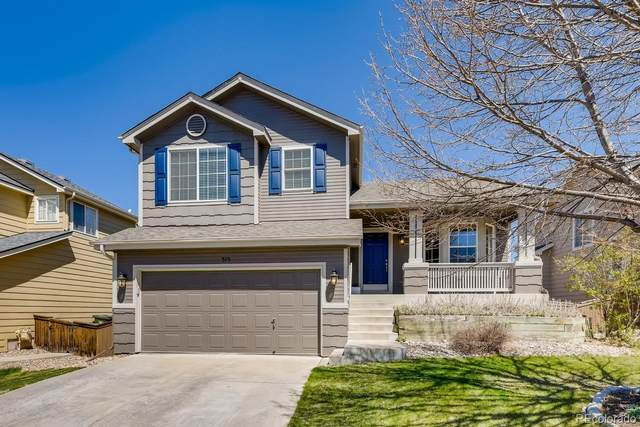 515 Stellars Jay Drive, Highlands Ranch, CO 80129 (#3215106) :: The Dixon Group