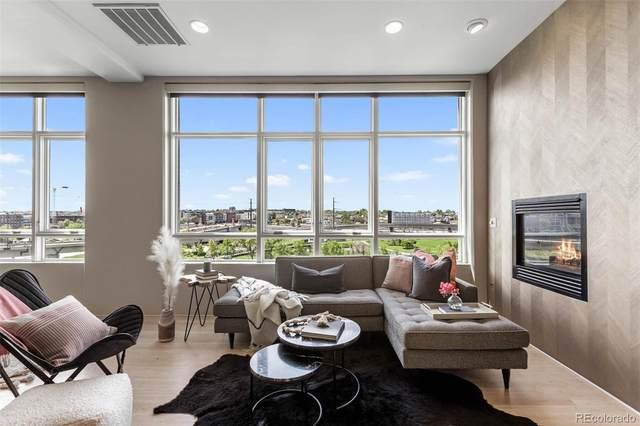 2000 Little Raven Street #501, Denver, CO 80202 (MLS #3215362) :: Kittle Real Estate