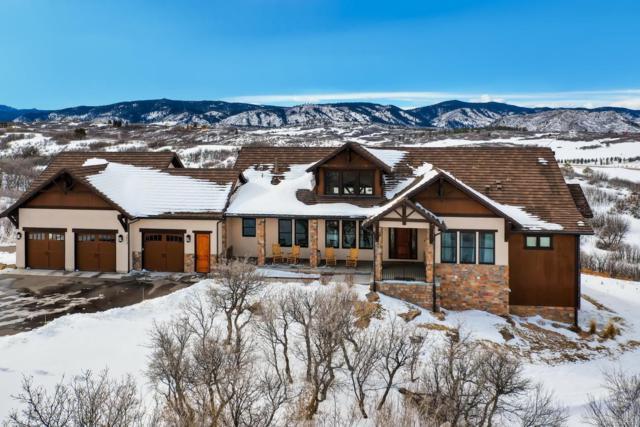 3013 Bears Den Drive, Sedalia, CO 80135 (MLS #3215691) :: 8z Real Estate