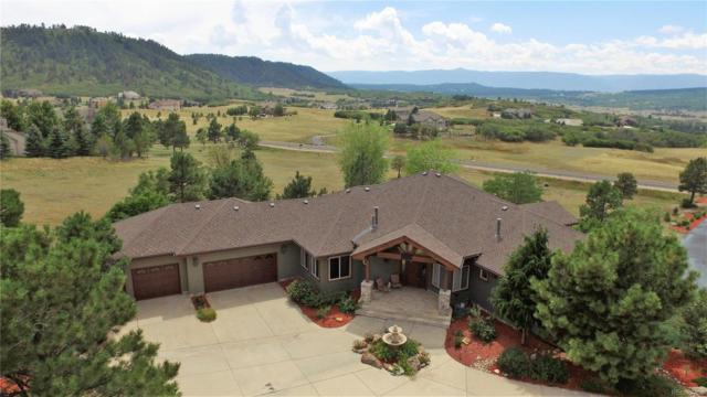 4260 Old Gate Road, Castle Rock, CO 80104 (MLS #3217242) :: Kittle Real Estate