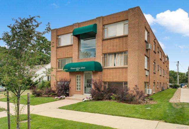 2259 S Josephine Street #103, Denver, CO 80210 (#3217468) :: 5281 Exclusive Homes Realty