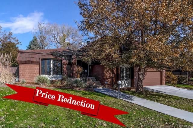 3967 S Peach Way, Denver, CO 80237 (#3218582) :: True Performance Real Estate