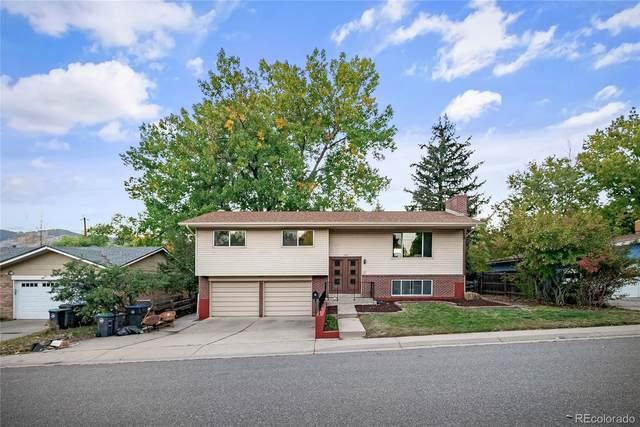 1517 Utah Street, Golden, CO 80401 (#3219721) :: Compass Colorado Realty