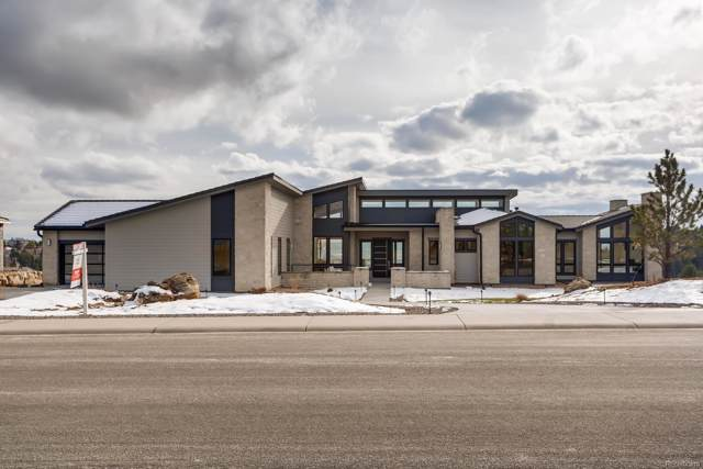 7460 Sapphire Pointe Boulevard, Castle Rock, CO 80108 (#3221944) :: The DeGrood Team