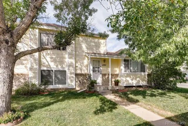4397 Netherland Street, Denver, CO 80249 (#3224374) :: House Hunters Colorado