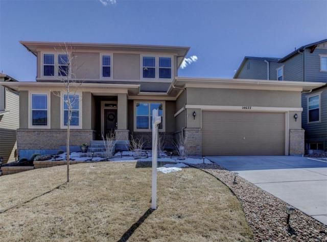 14622 Haflinger Avenue, Parker, CO 80134 (#3226057) :: The Healey Group