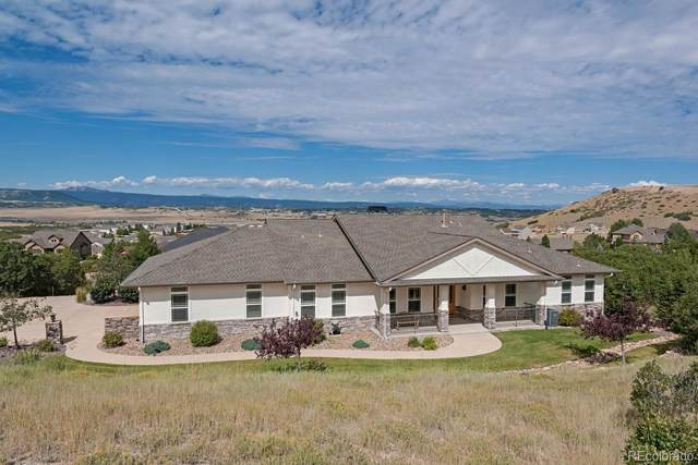 1535 Dewfrost Place, Castle Rock, CO 80104 (#3227035) :: James Crocker Team