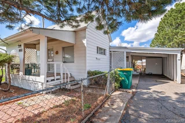 2051 W Iliff Avenue, Englewood, CO 80110 (#3228055) :: HomeSmart