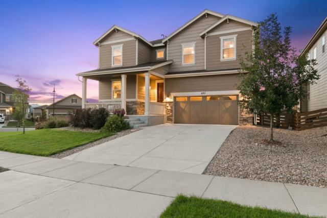 601 Sun Up Place, Erie, CO 80516 (#3228795) :: The Peak Properties Group