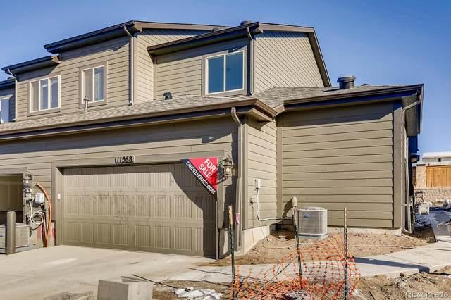 11568 Dewey Street, Parker, CO 80138 (#3228922) :: Real Estate Professionals