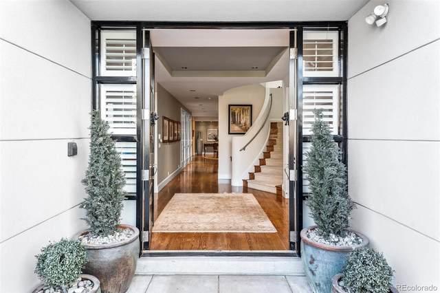 375 Clayton Street, Denver, CO 80206 (#3229751) :: Real Estate Professionals