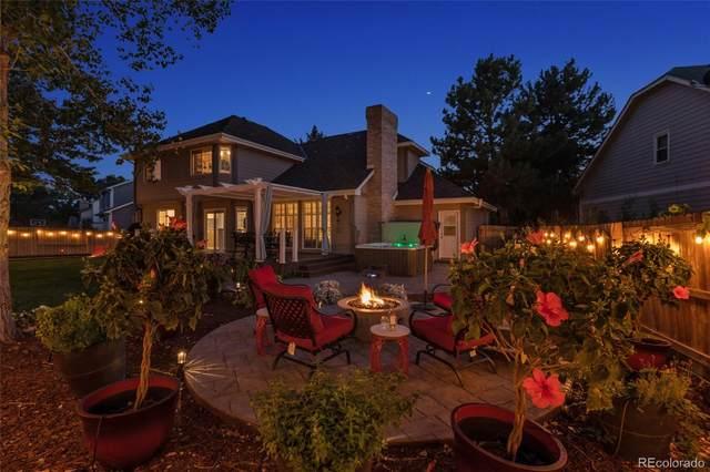 10023 S Granite Hill Drive, Parker, CO 80134 (MLS #3230894) :: Neuhaus Real Estate, Inc.