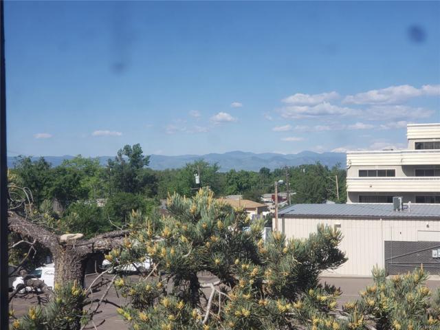 2700 S Holly Street #301, Denver, CO 80222 (MLS #3232631) :: 8z Real Estate
