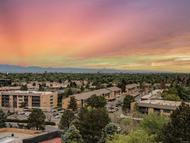 8060 E Girard Avenue #911, Denver, CO 80231 (MLS #3233378) :: 8z Real Estate