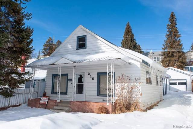 216 W 7th Street, Leadville, CO 80461 (#3236903) :: The Gilbert Group