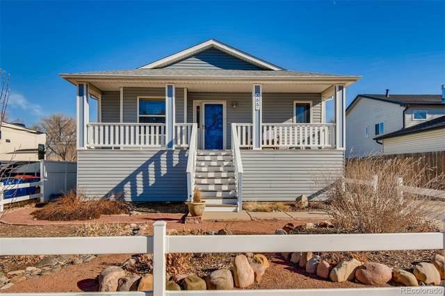 355 Briggs Street, Erie, CO 80516 (MLS #3238606) :: Kittle Real Estate