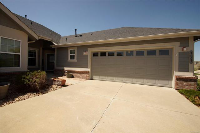7967 S Algonquian Circle, Aurora, CO 80016 (#3243224) :: The Pete Cook Home Group