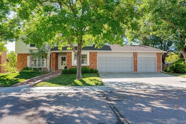 3144 E Hinsdale Place, Centennial, CO 80122 (#3243484) :: Colorado Home Finder Realty