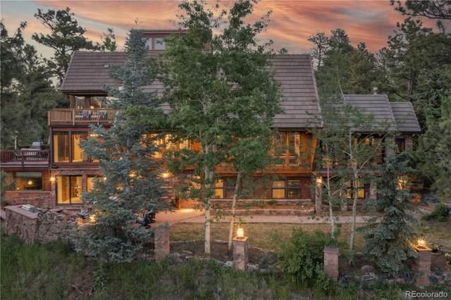 62 W Ranch Trail, Morrison, CO 80465 (#3245046) :: Kimberly Austin Properties