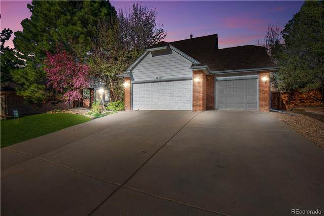 16191 E Dorado Place, Centennial, CO 80015 (#3246594) :: Relevate | Denver