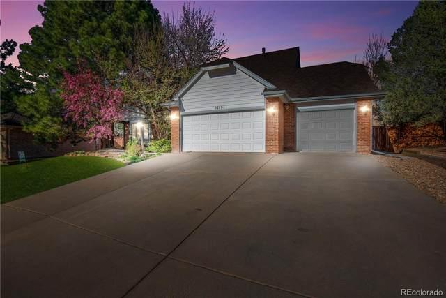 16191 E Dorado Place, Centennial, CO 80015 (MLS #3246594) :: 8z Real Estate