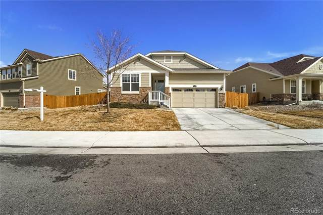 7225 E 133rd Circle, Thornton, CO 80602 (MLS #3246740) :: Wheelhouse Realty