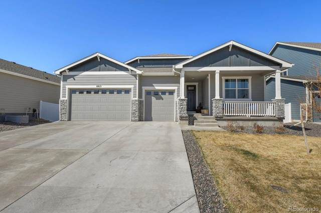 8815 15th Street, Greeley, CO 80634 (#3248597) :: The DeGrood Team