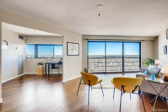 100 Park Avenue W #2004, Denver, CO 80205 (#3250396) :: Berkshire Hathaway HomeServices Innovative Real Estate