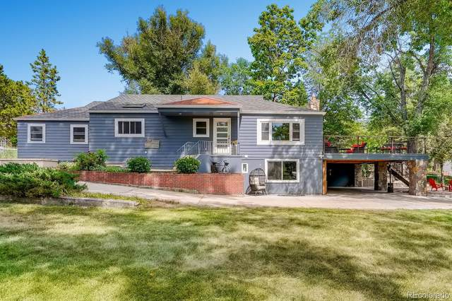 7130 W 61st Avenue, Arvada, CO 80003 (#3250481) :: Chateaux Realty Group