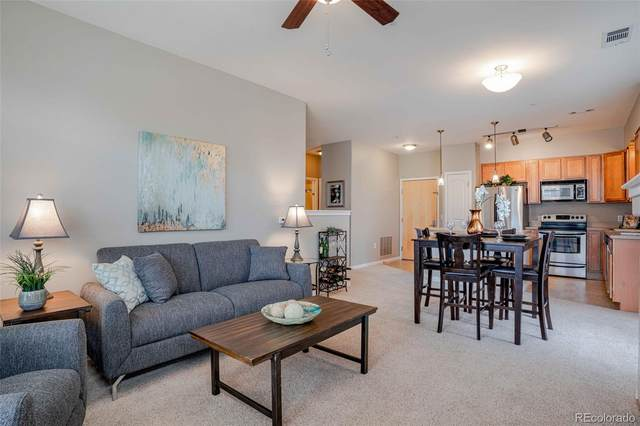10184 Park Meadows Drive #1119, Lone Tree, CO 80124 (#3252434) :: Colorado Home Finder Realty