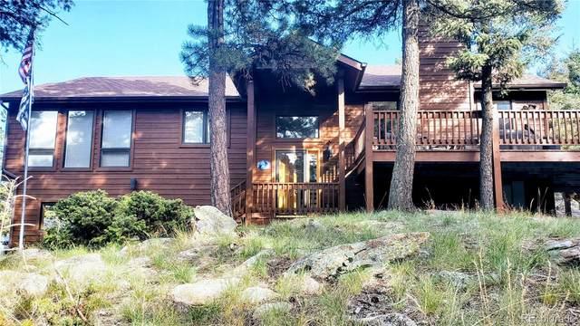 13242 Riley Peak Road, Conifer, CO 80433 (#3253347) :: The Colorado Foothills Team   Berkshire Hathaway Elevated Living Real Estate