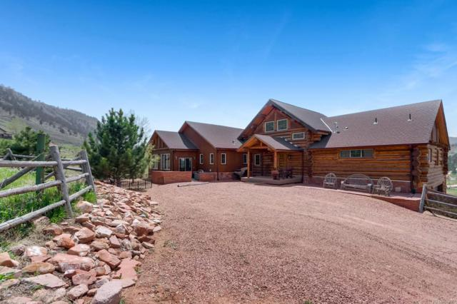 294 County Road 37E, Lyons, CO 80540 (MLS #3256323) :: Keller Williams Realty
