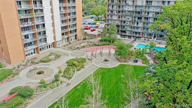 955 Eudora Street #1202, Denver, CO 80220 (#3256342) :: Stephanie Fryncko | Keller Williams Integrity