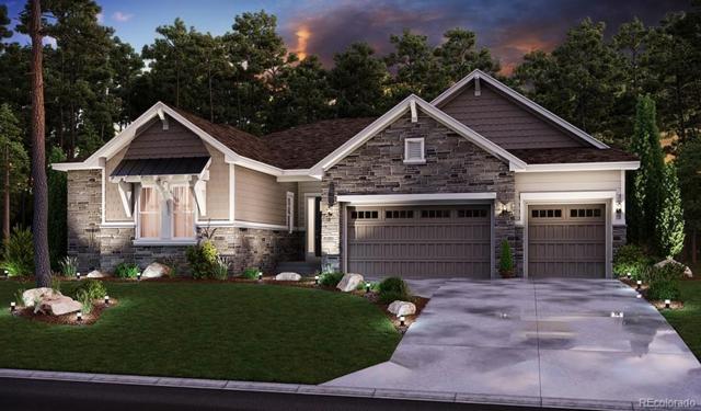 9840 Crimson Oak Court, Parker, CO 80134 (#3257061) :: The HomeSmiths Team - Keller Williams