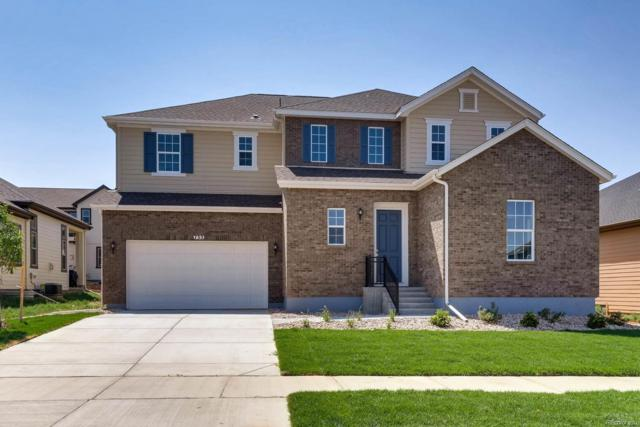733 Gilpin Circle, Erie, CO 80516 (#3260257) :: The Peak Properties Group